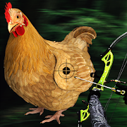 Chicken Hunting Challenge: Roaster Bow Shooting 3D 1.0