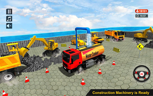 Real Road Construction Simulator for PC