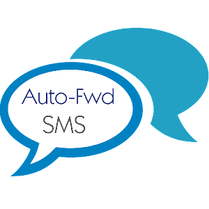Auto Forward SMS to another number & email