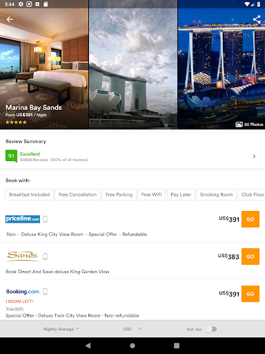 Wego Flights, Hotels, Travel Deals Booking App 6.0.7 Screenshots 16