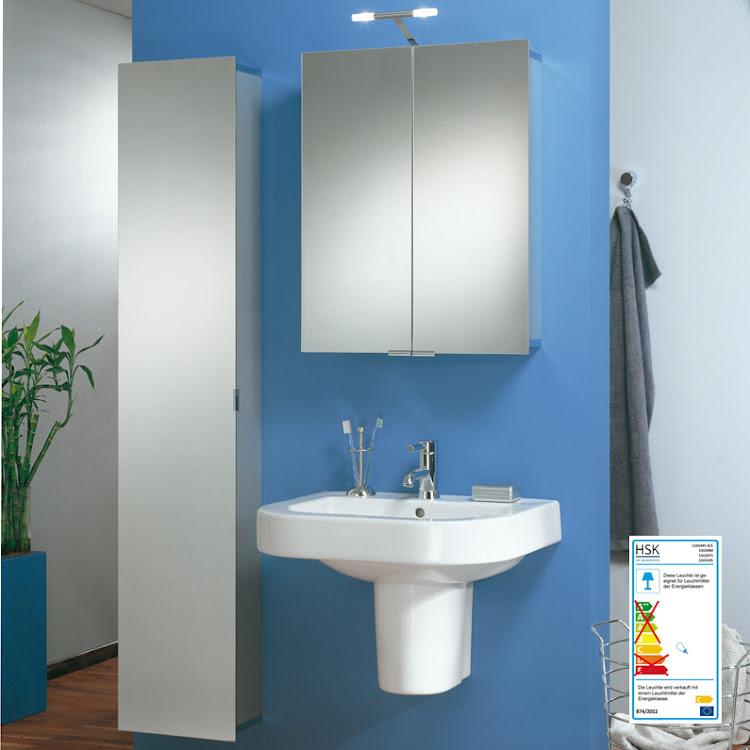 Armoires de toilette en aluminium_Spiegelschrank_Milieu  2