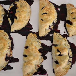 Peach Berry Hand Pies.