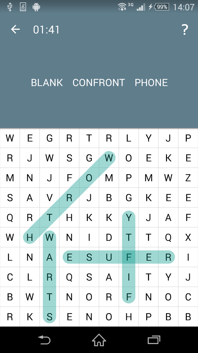 Word Search Android 2