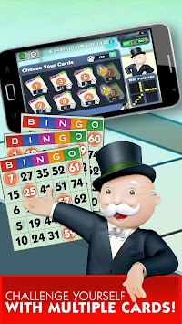 MONOPOLY Bingo! apk screenshot