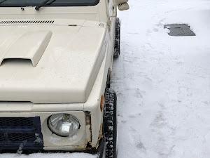 ジムニー JA11V H7年のカスタム事例画像 Y**さんの2019年01月11日12:56の投稿