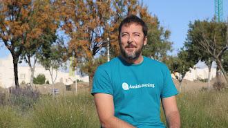 Jaime Gómez Morales, en Almería