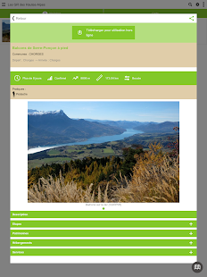 Download Les GR des Hautes-Alpes For PC Windows and Mac apk screenshot 5