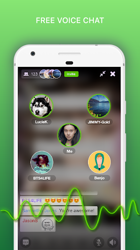 Amino: Communities and Chats app (apk) free download for Android/PC/Windows screenshot