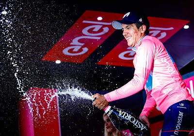 Giro-eindwinnaar Richard Carapaz verlaat Italië met een vlucht van ... Ryanair