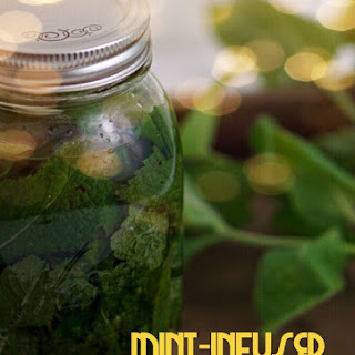 Mint-Infused Vodka Recipe