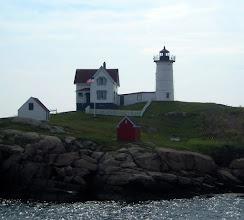 Photo: Nubble Lighthouse, Maine