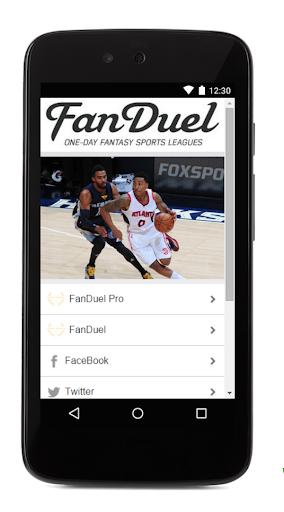 Fanduel Mobile