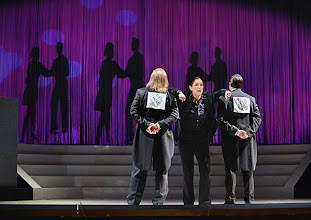 Photo: Wiener Kammeroper: SEMIRAMIDE von Leonardo Vinci/ G.F. Händel. Inszenierung: Francesco Micheli. Premiere: 23.9.2013. Foto: Barbara Zeininger
