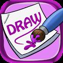 Sticky draw icon