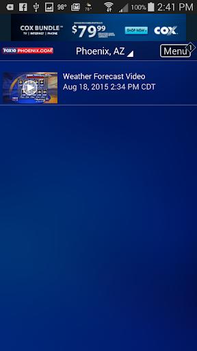 玩免費天氣APP 下載FOX 10 Weather app不用錢 硬是要APP