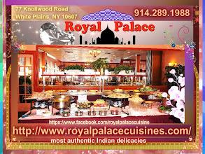 Photo: http://www.royalpalacecuisines.com/ 77 Knollwood Road, White Plains, NY 10607 914-289-1988