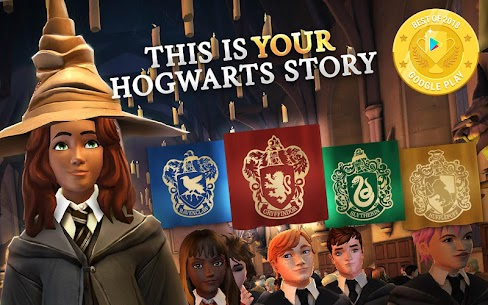Harry Potter: Hogwarts Mystery Apk MOD (Unlimited Energy) 1