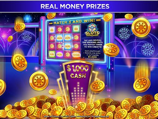 Wheel of Fortune Slots Casino 2.3.69 screenshots 10
