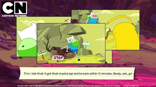 Adventure Time: Masters of Ooo 6