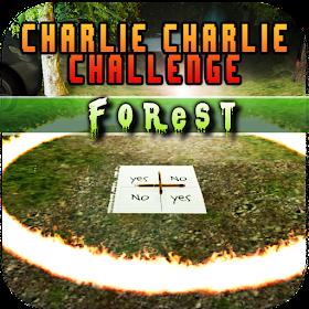 Charlie Charlie Challenge ( Forest )