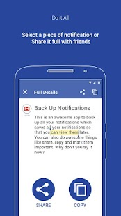 NotiBox:Stop Save Notification Screenshot