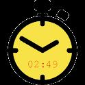 Training timer icon