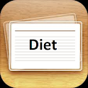 Diet Flashcards Plus icon