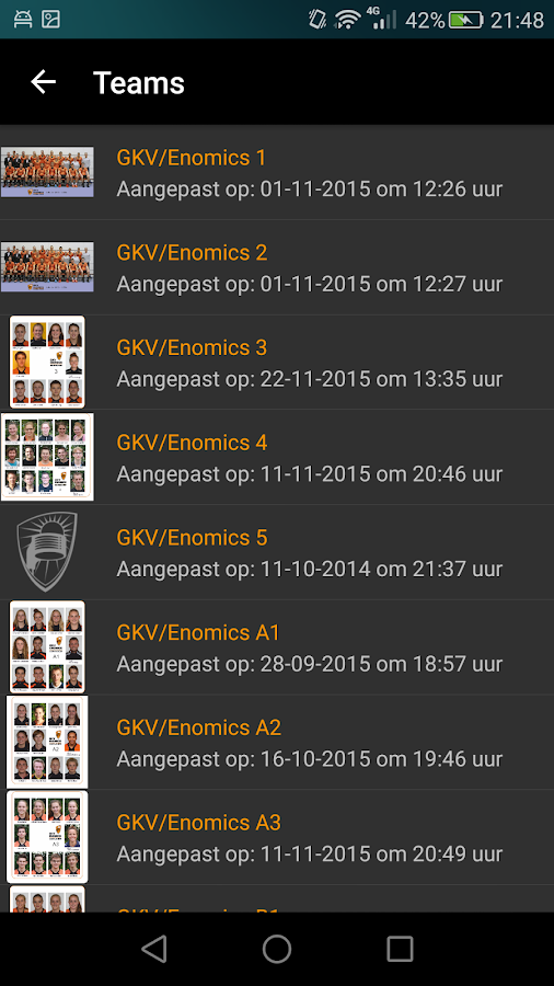 GKV Enomics- screenshot