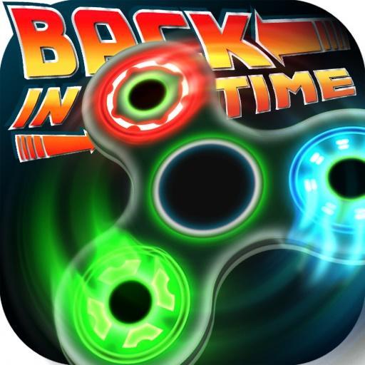 Finger Spinner - Time Machine simulator