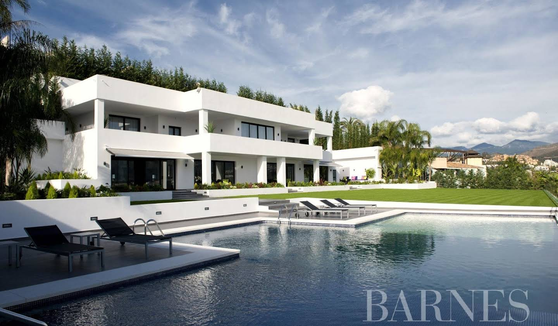 Villa avec piscine Nueva Andalucia