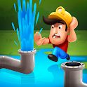 Diggy's Adventure: Mine Maze Levels & Pipe Puzzles icon