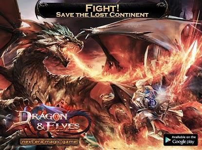 Dragon&Elves mod