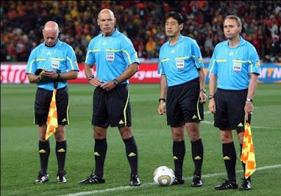 Un arbitre japonais pour Brésil-Croatie