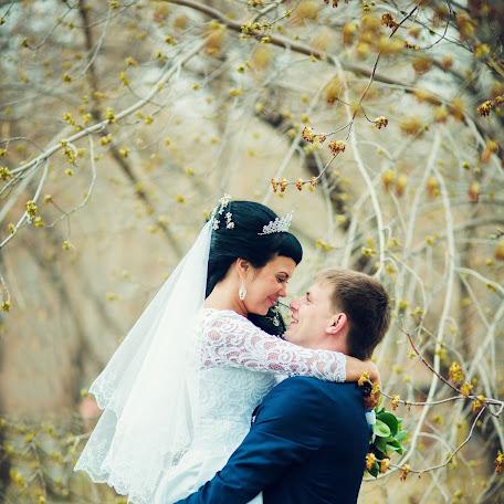 Wedding photographer Yulya Khomyaschenko (id79025717). Photo of 13.02.2018