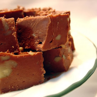 Old Fashioned Cream Cheese Fudge