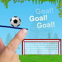 Goal Challenge - Brain and Physics Puzzle icon