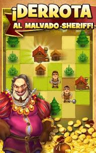 Robin Hood Legends – Un Juego de Puzzles Merge 3 3