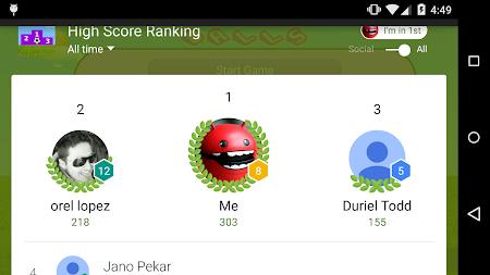 Super Soccer Goalkeeper 1.0.9 screenshot 1556939