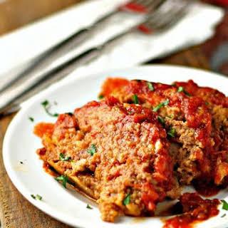 Tasty Easy Meatloaf.