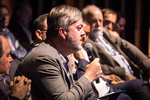 Club Les Echos Débats avec Jean-Bernard Lévy, Président-Directeur Général d'EDF