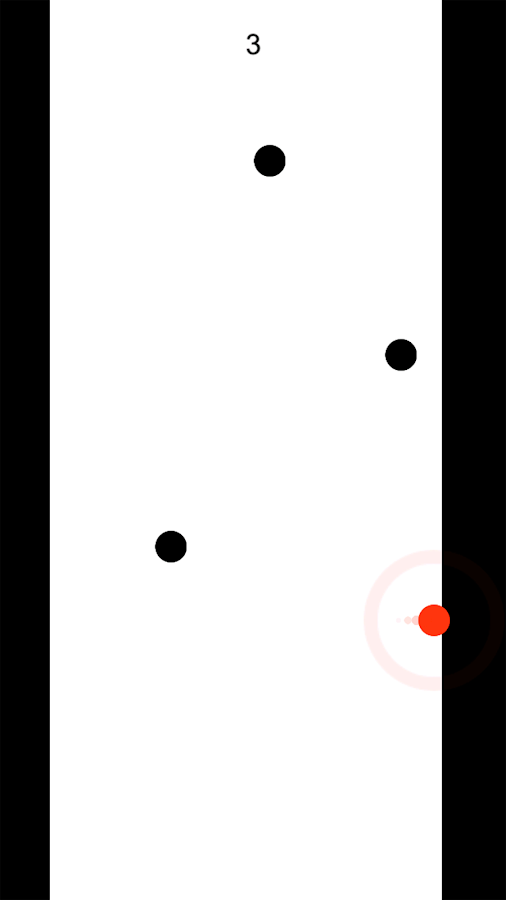 Falling Dots Arcade- screenshot