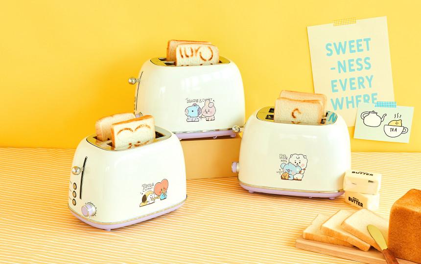 bt21 toaster