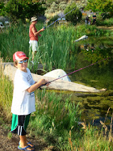 Photo: Fishin' Fun at the River Valley Ranch Fishing Derby