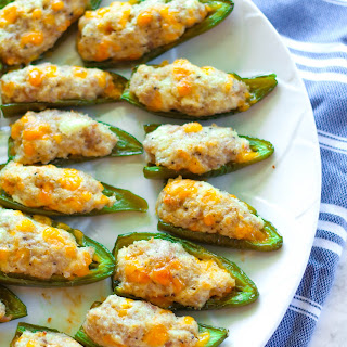 Cheddar Cheese Stuffed Jalapenos Recipes.