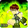 HD Ben 10 Wallpapers Free APK icon