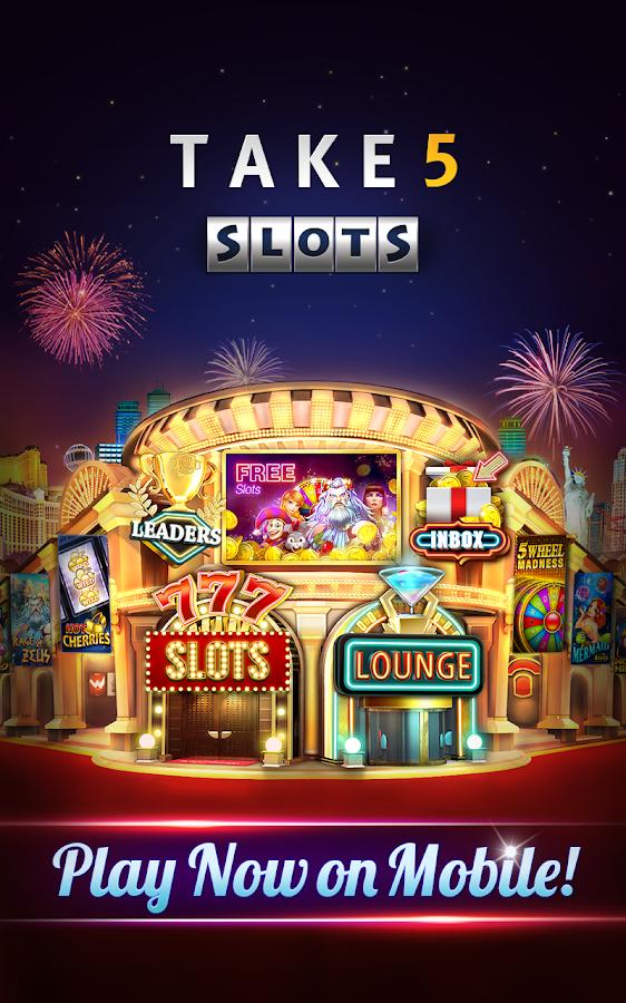 Take 5 Free Slot