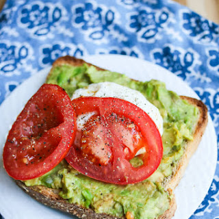 Healthy Breakfast With Avocado Recipes