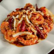 General Tso Shrimp