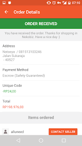 Nekobiz - Jual Beli Handicraft screenshot 7