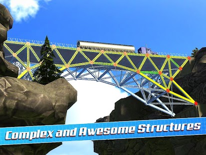 Bridge Construction Simulator Screenshot